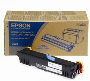 Toner Epson S050523 Black XL
