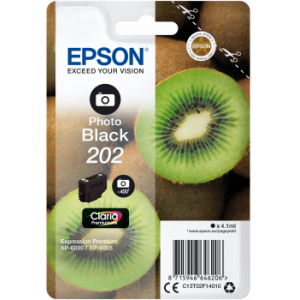 Tusz Epson 202 Photo Black T02F1