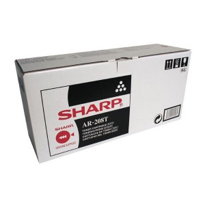 Toner Sharp AR-208T Black AR208T