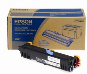 Toner Epson S050521 Black XL