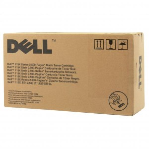 Toner Dell 2MMJP Black 593-10961