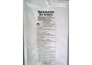 Developer Sharp MX-B20GV1 Black MXB20GV1