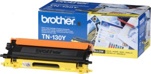 Toner Brother TN-130Y Yellow